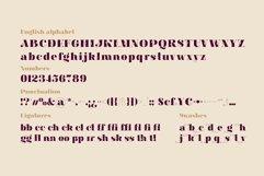 Hallie - Bold Classic Font Product Image 5