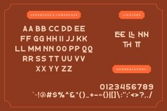 The Quest Retro Typeface Product Image 5