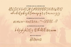 Kennedy - A Beauty Script Font Product Image 2