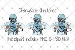 Medical clipart - Nurse clipart - Doctor clipart - Hospital Product Image 2