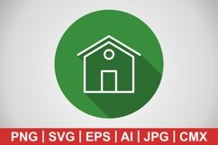 Vector Home Icon Product Image 1