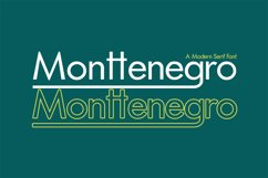 Monttenegro Product Image 1