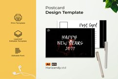 new years post card Product Image 1