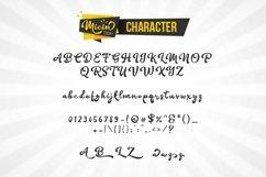 Web Font Micin Script Product Image 3
