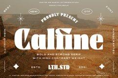 Calfine - Bold Serif Product Image 1