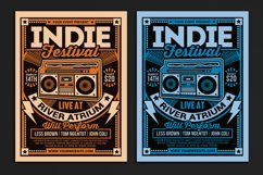 Indie Music Flyer Product Image 1