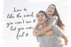 Anitya - Bold Handwritten Product Image 3