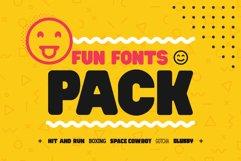 Fun Fonts Pack! - Bundle! Product Image 1