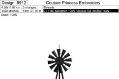 Simple Farmhouse Windmill Product Image 2