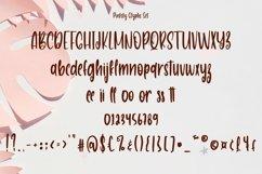 Web Font Pinksky - Cute Font Product Image 4