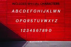 ANASTASIA, A modern typeface Product Image 2