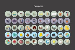 Flat Icons Business Set Product Image 6