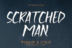 Scratchedman Font Product Image 1