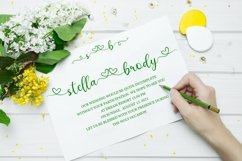 Lovelove - Beautiful script font Product Image 3