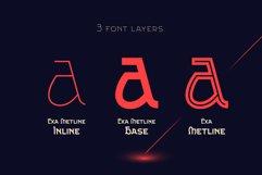 Exa Metline font Product Image 5