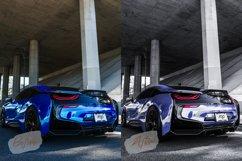 12 Automotive Mood Photoshop Actions, ACR, LUT Presets V.1 Product Image 2