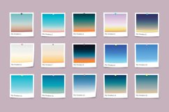 30 Realistic Sky Gradients for Photoshop & Illustrator Product Image 2