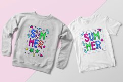 Summer illustration for t-shirt design Product Image 2