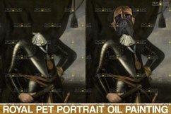 Royal Pet Portrait templates vol.13, Pet Painting Product Image 2