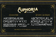 Euphoria Font Family Product Image 5
