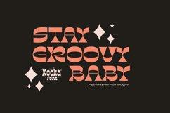 Kooka Font - Fun Groovy family Product Image 6