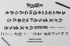 BloodStone Typeface Product Image 3