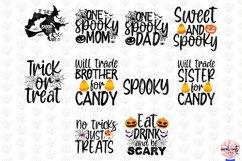Big Halloween SVG Bundle - 50 Designs Cut Files Product Image 4