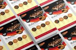 Food Festival Flyer Design Product Image 2
