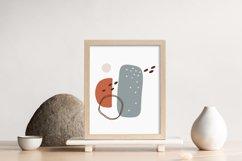 Boho Abstract PRINT, Abstract Wall Art, Minimal Print Product Image 2