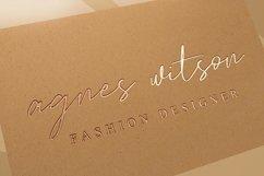 Hamilton - Elegant Signature Product Image 6