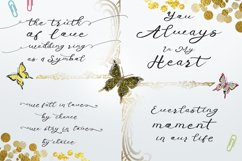 Anniversa Wedding Font Product Image 3