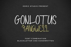 Gonlotus Fangwell Product Image 2