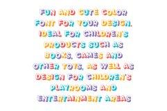 Kids Headline Font Product Image 4