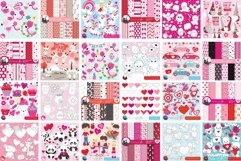 Valentine illustrations bundle - Baby Sublimation designs Product Image 3