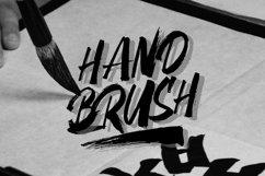 Black Sails | Hand Brush Font Product Image 2