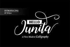 Hello Junita Product Image 3