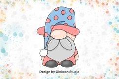 Gnome clipart, gnome png, cute gnome, Gnomestone, sticker Product Image 2