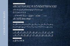 Vaynatte   Handwritten Script Font Product Image 5