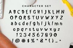 Web Font Lean Back Product Image 4