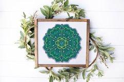 3D Mandala Bundle | 3D Papercut SVG Product Image 2