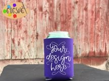Can Cooler Mockup Bundle 33 Color Choices Product Image 25