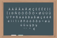 Chalkiest Font Product Image 3