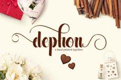 Dephon Script Product Image 1