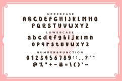 Britney - Cute Display Font Product Image 2