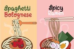 Warm Noodles Product Image 4