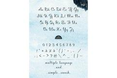 Web Font Qeyla Script Product Image 5