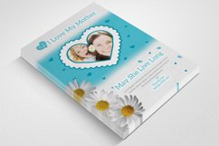 Mother's Day Flyer Template Product Image 2