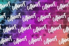 Web Font Mothaker - Brush Font Product Image 5