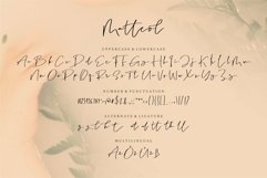 Web Font Matteol - Beauty Signature Font Product Image 6