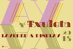 Txuleta Layered Fonts -3 styles- Product Image 4